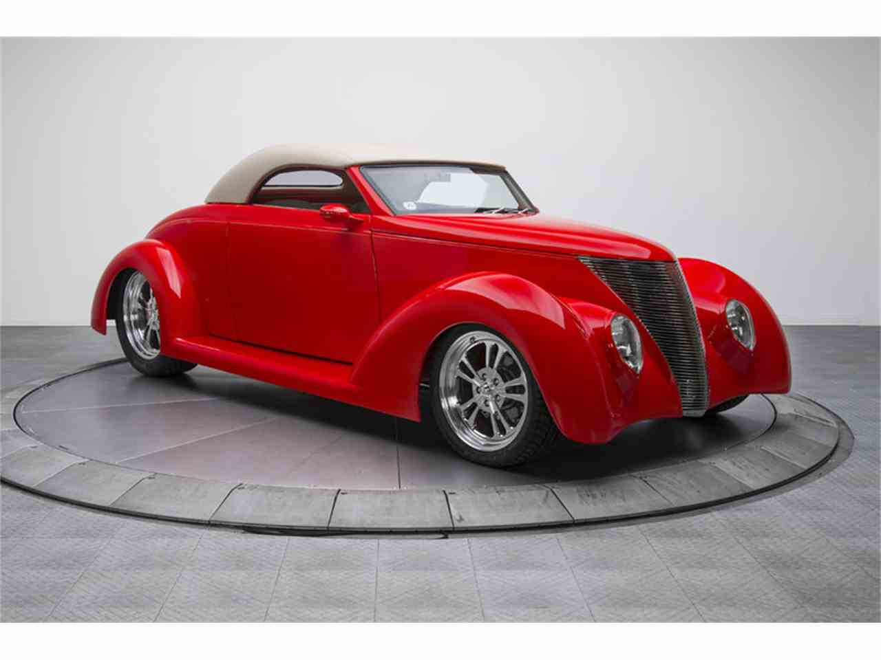 Large Picture of Classic 1937 Roadster located in Charlotte North Carolina - $69,900.00 Offered by RK Motors Charlotte - JRMV