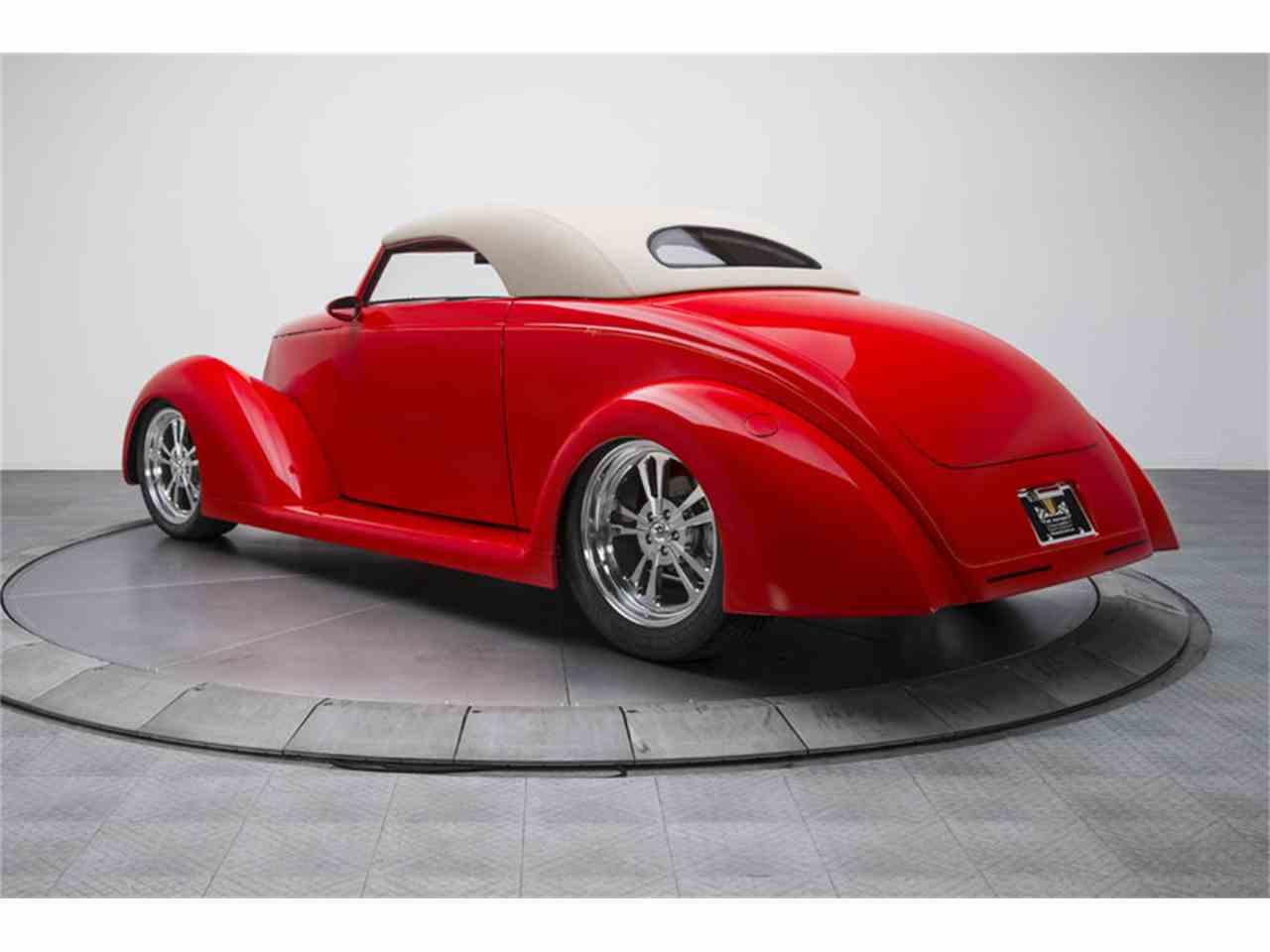 Large Picture of '37 Roadster - $69,900.00 Offered by RK Motors Charlotte - JRMV