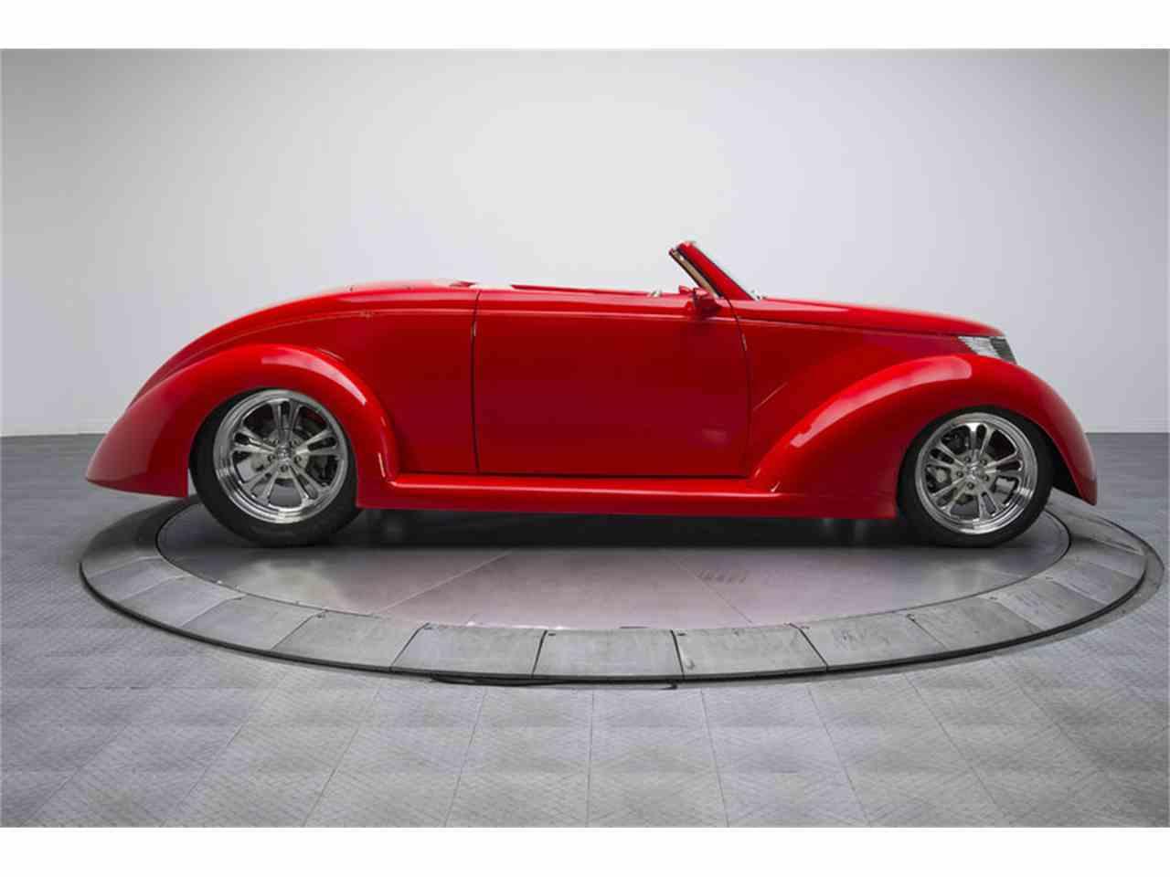 Large Picture of '37 Roadster Offered by RK Motors Charlotte - JRMV