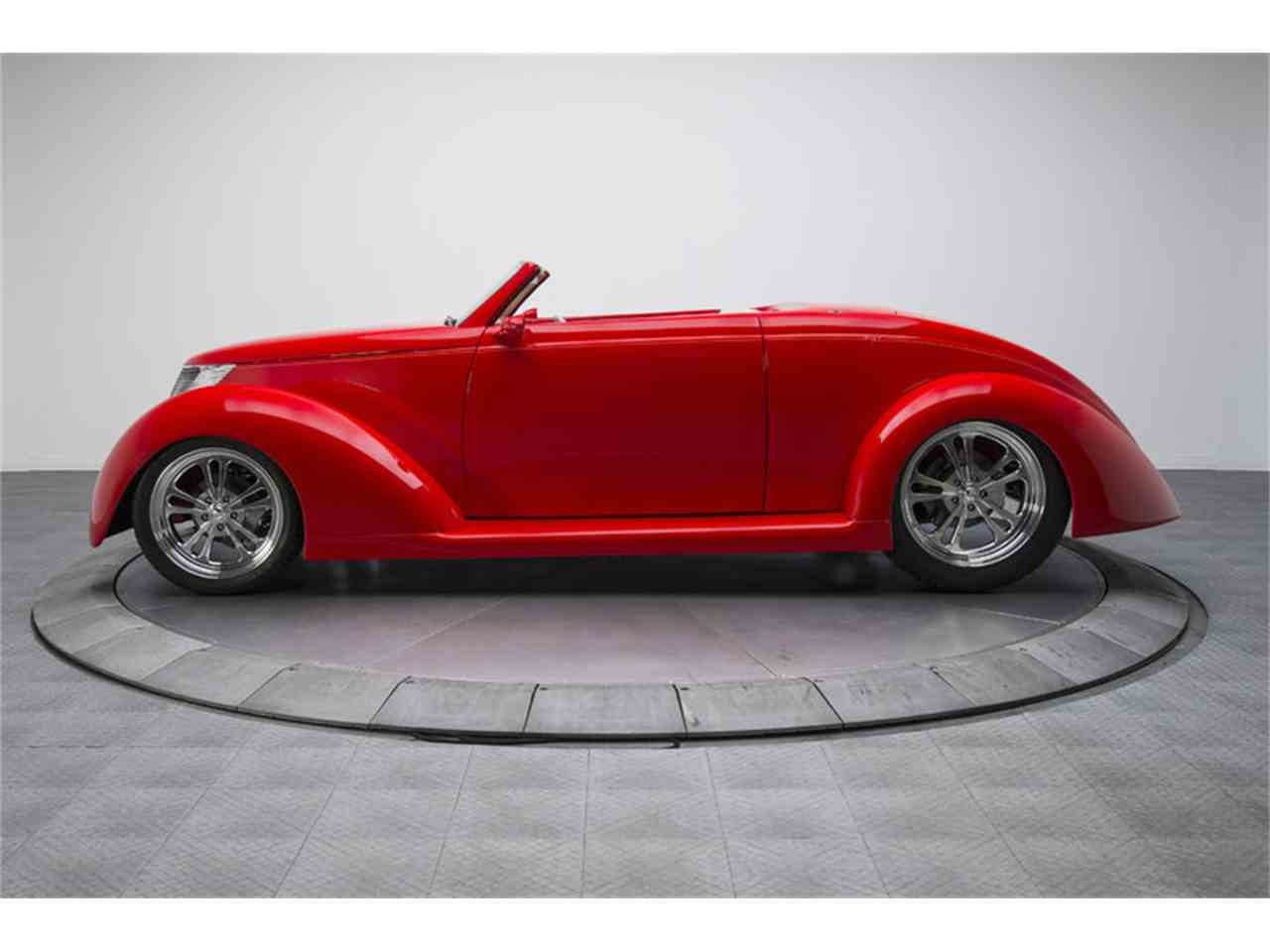 Large Picture of Classic 1937 Ford Roadster - $69,900.00 Offered by RK Motors Charlotte - JRMV