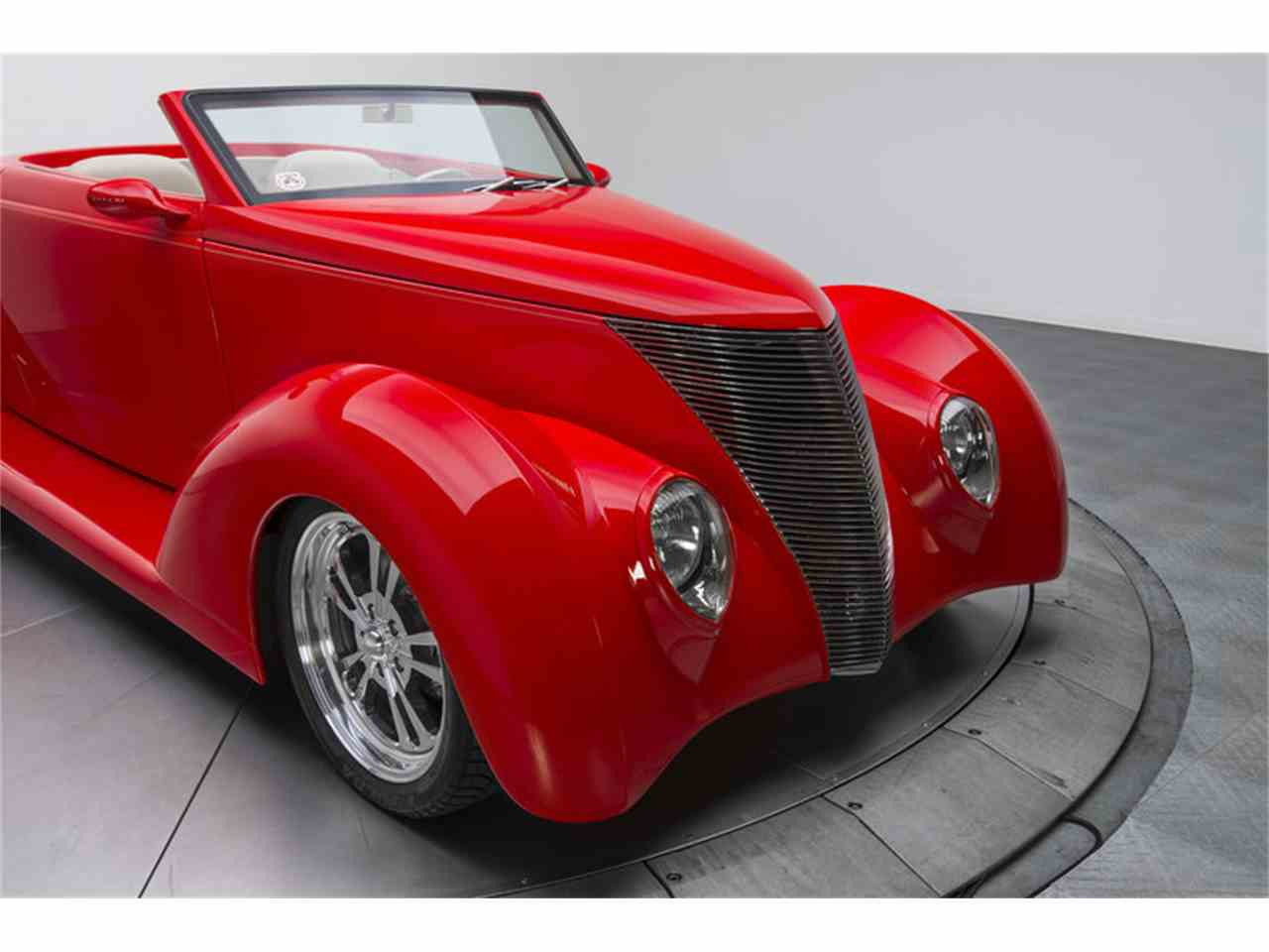 Large Picture of '37 Ford Roadster located in North Carolina - $69,900.00 - JRMV