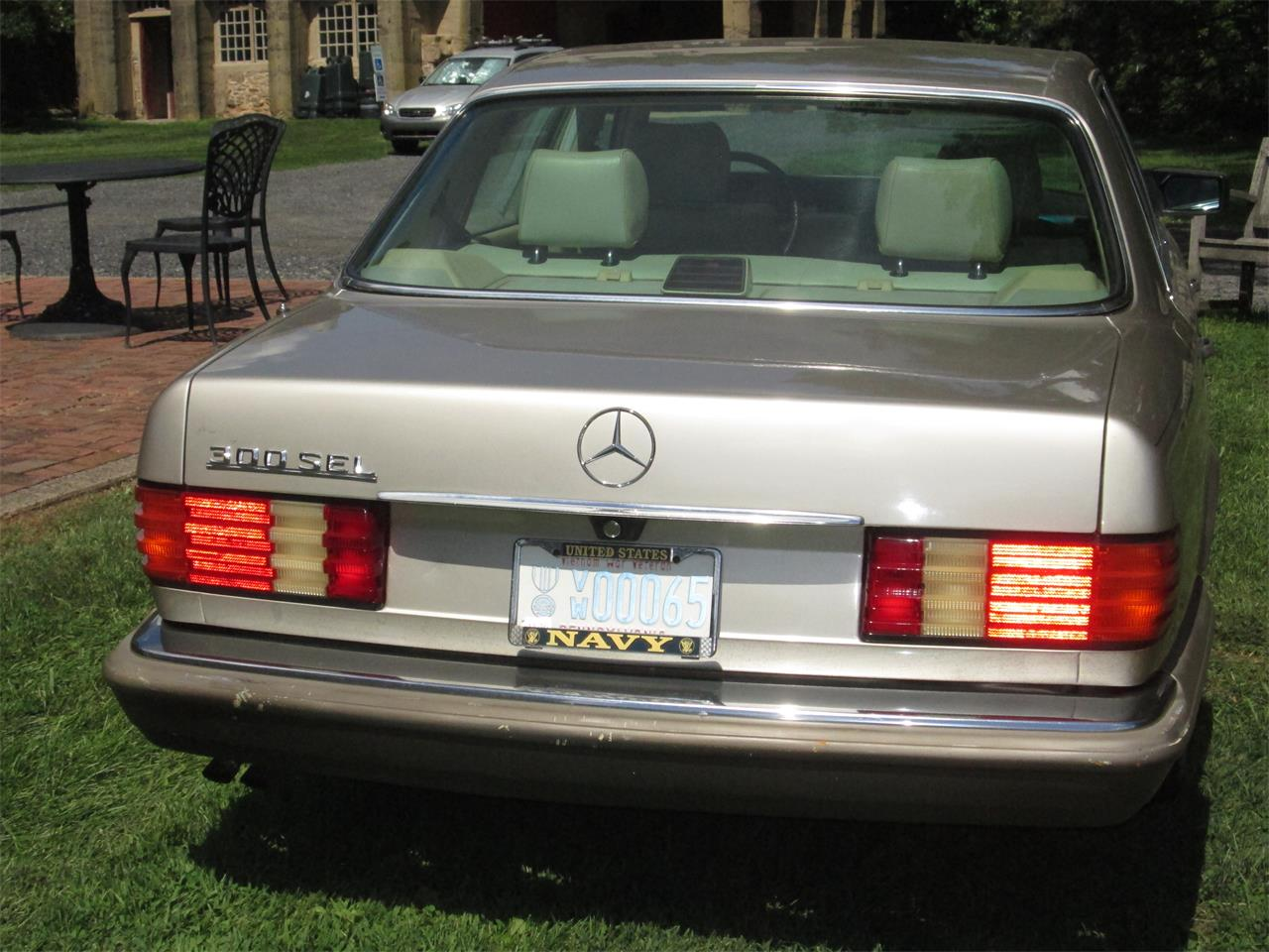 Large Picture of '88 300SEL - JQ1X