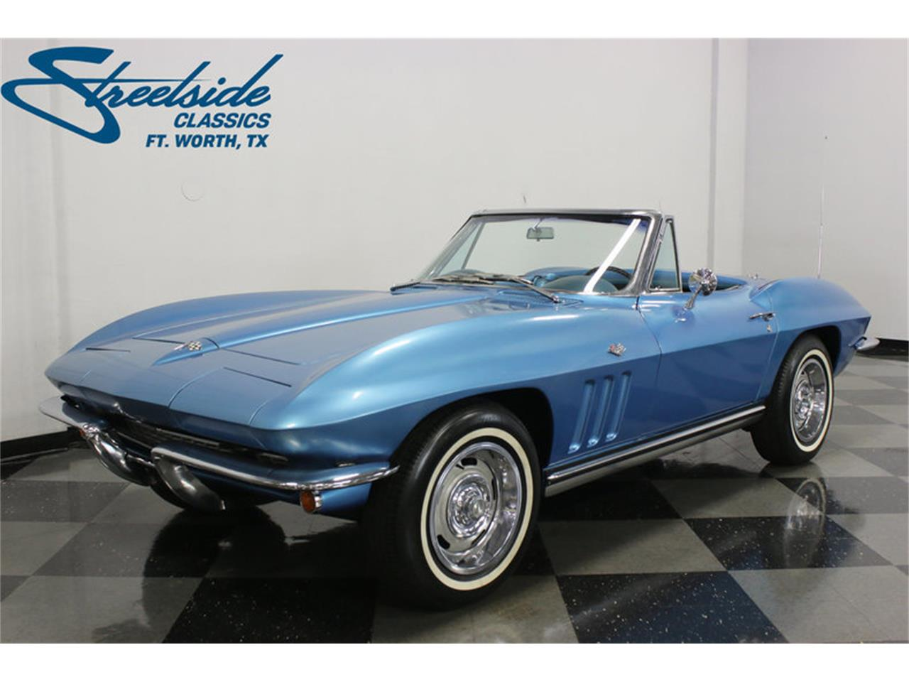 Large Picture of Classic '65 Chevrolet Corvette - $47,995.00 Offered by Streetside Classics - Dallas / Fort Worth - JRNP