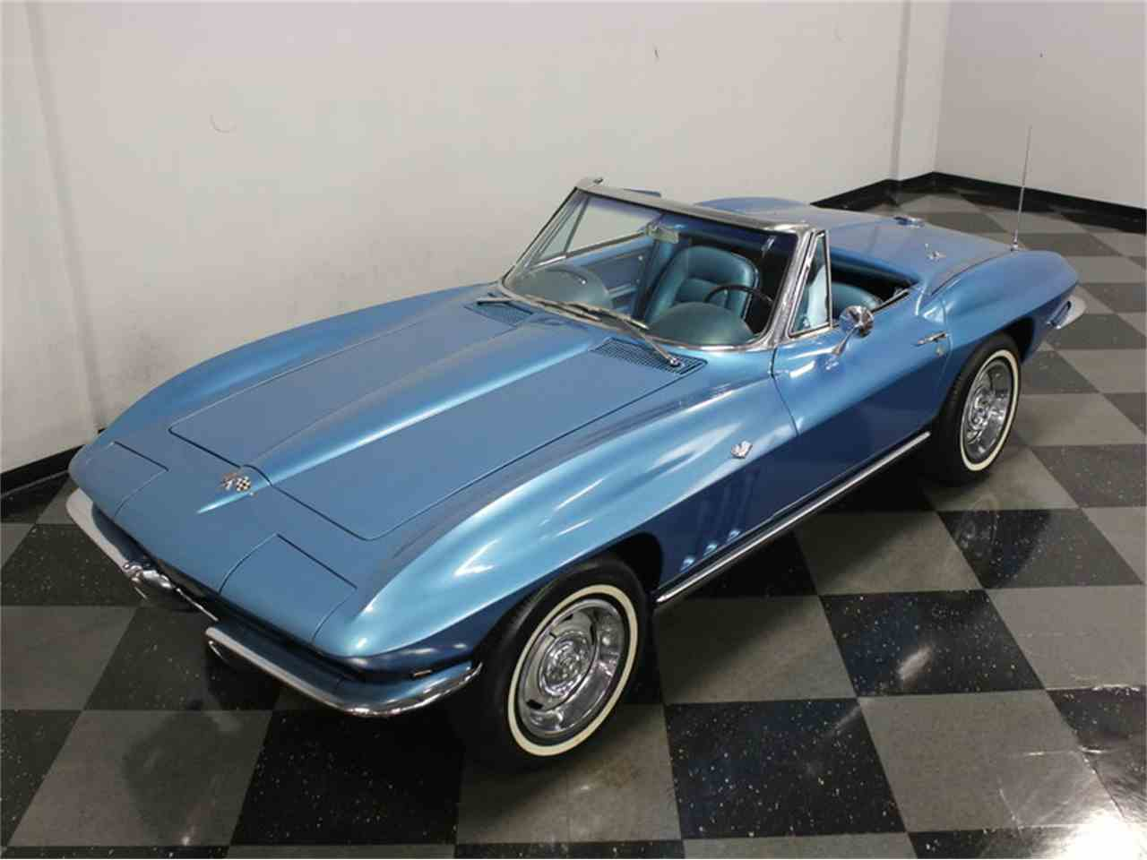 Large Picture of Classic '65 Corvette located in Ft Worth Texas - $47,995.00 Offered by Streetside Classics - Dallas / Fort Worth - JRNP