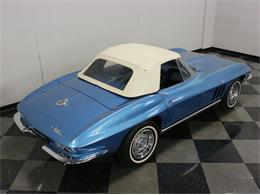 Picture of Classic 1965 Chevrolet Corvette located in Texas Offered by Streetside Classics - Dallas / Fort Worth - JRNP