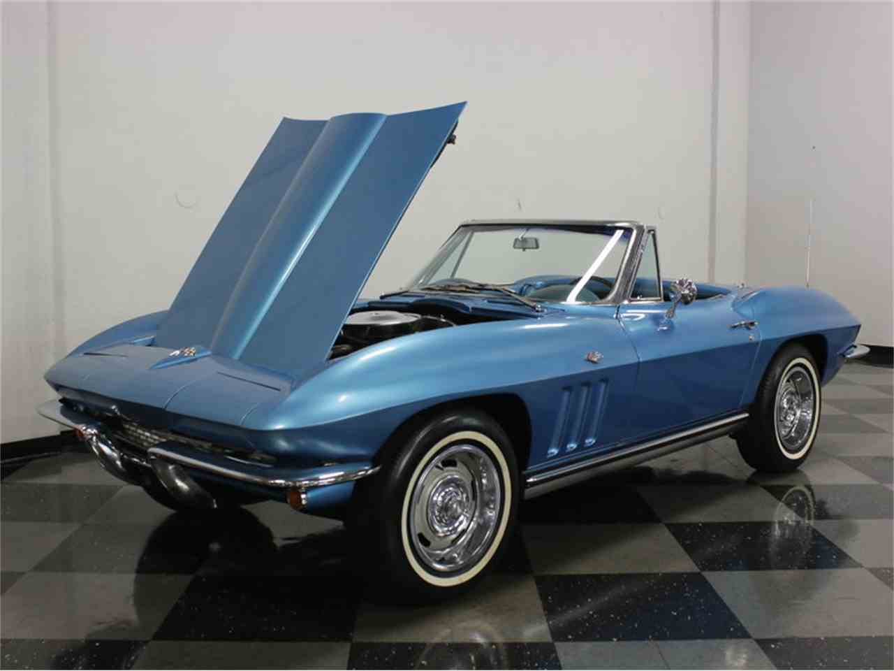 Large Picture of 1965 Corvette located in Texas - $47,995.00 Offered by Streetside Classics - Dallas / Fort Worth - JRNP