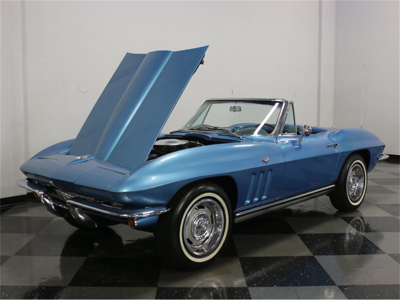 Large Picture of 1965 Corvette - JRNP