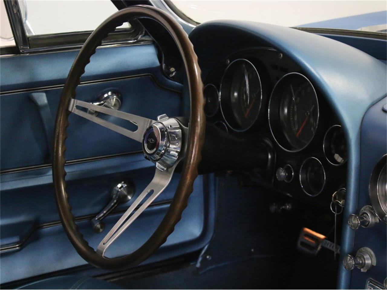 Large Picture of 1965 Corvette located in Ft Worth Texas - $47,995.00 Offered by Streetside Classics - Dallas / Fort Worth - JRNP