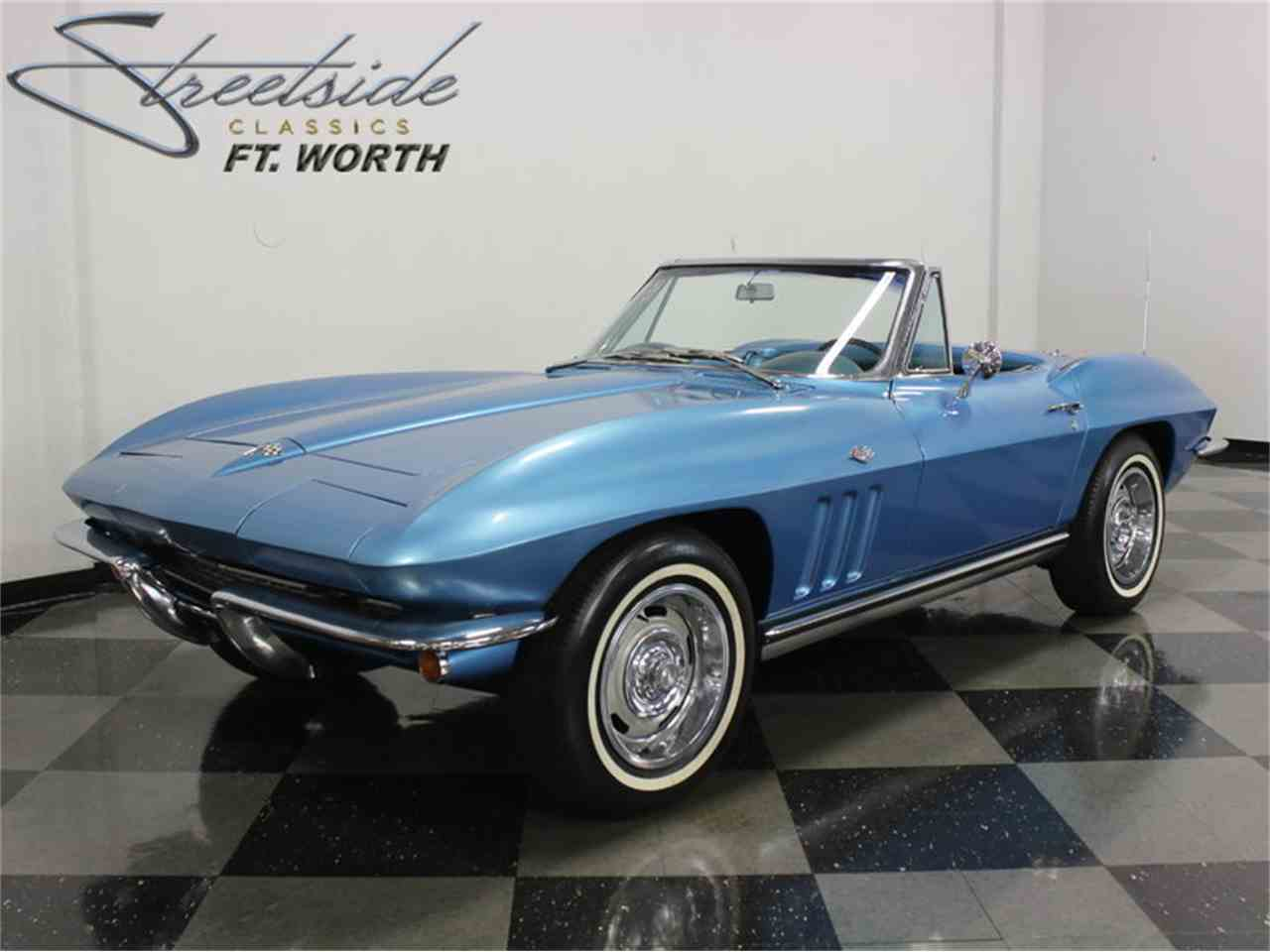 Large Picture of Classic '65 Chevrolet Corvette Offered by Streetside Classics - Dallas / Fort Worth - JRNP