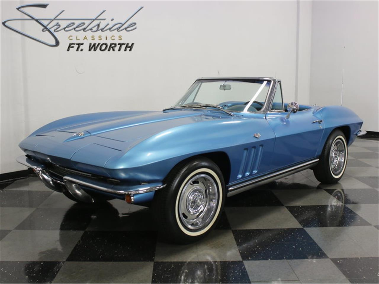 Large Picture of Classic 1965 Chevrolet Corvette Offered by Streetside Classics - Dallas / Fort Worth - JRNP