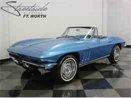 Picture of '65 Chevrolet Corvette located in Texas Offered by Streetside Classics - Dallas / Fort Worth - JRNP