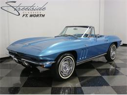 Picture of 1965 Corvette located in Texas Offered by Streetside Classics - Dallas / Fort Worth - JRNP