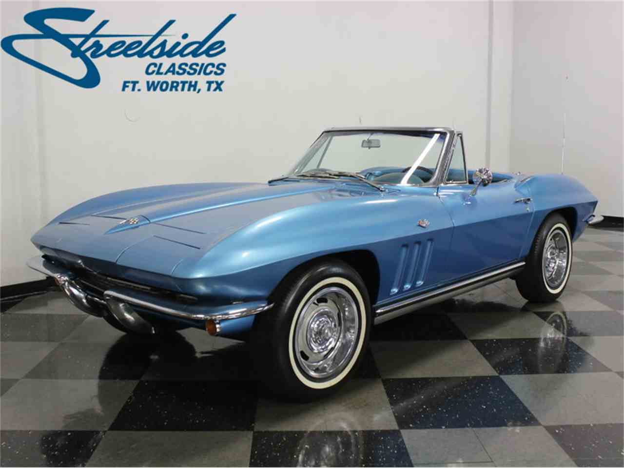 Large Picture of 1965 Corvette located in Texas Offered by Streetside Classics - Dallas / Fort Worth - JRNP