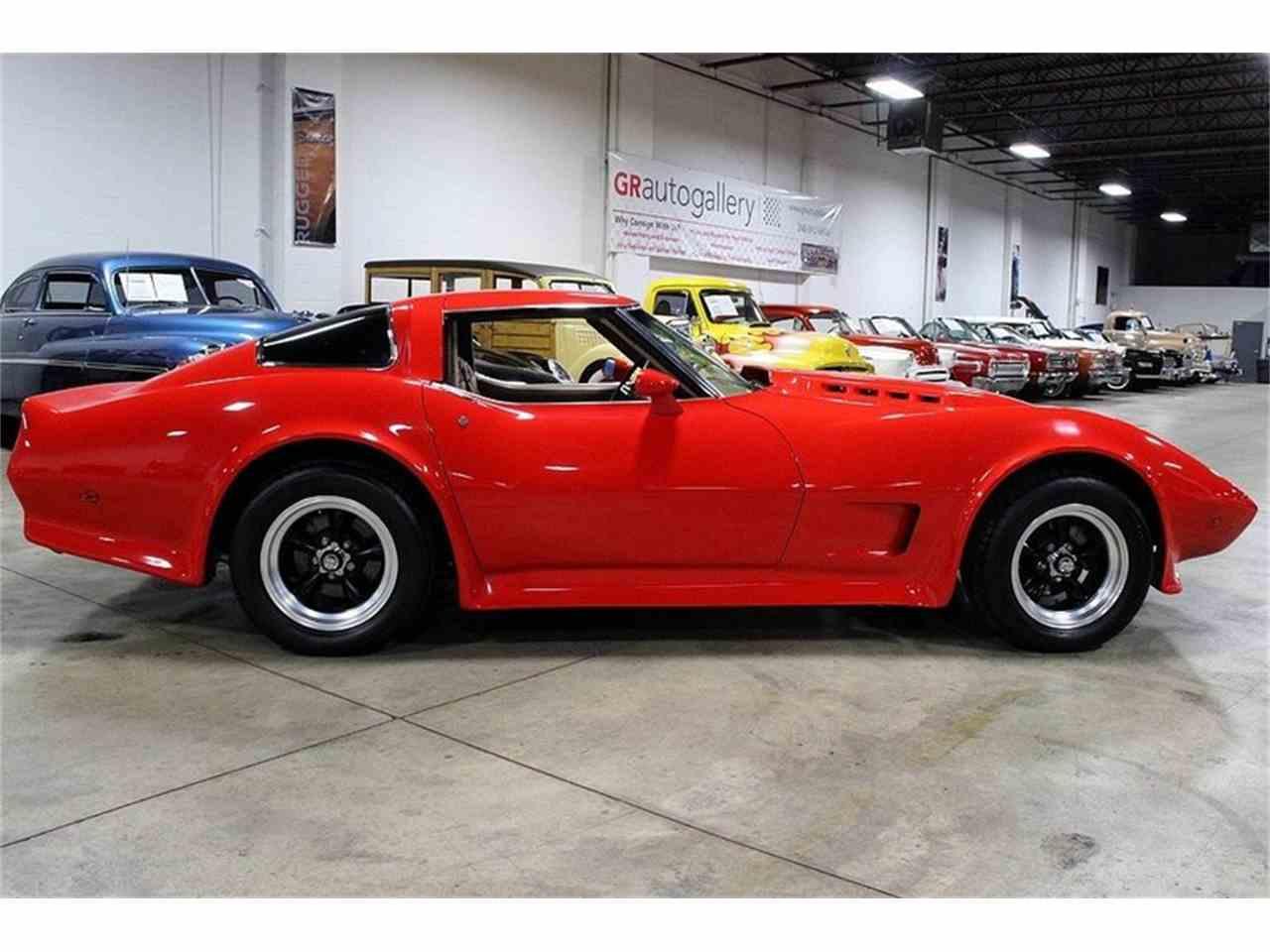 Large Picture of '74 Corvette - JRNZ