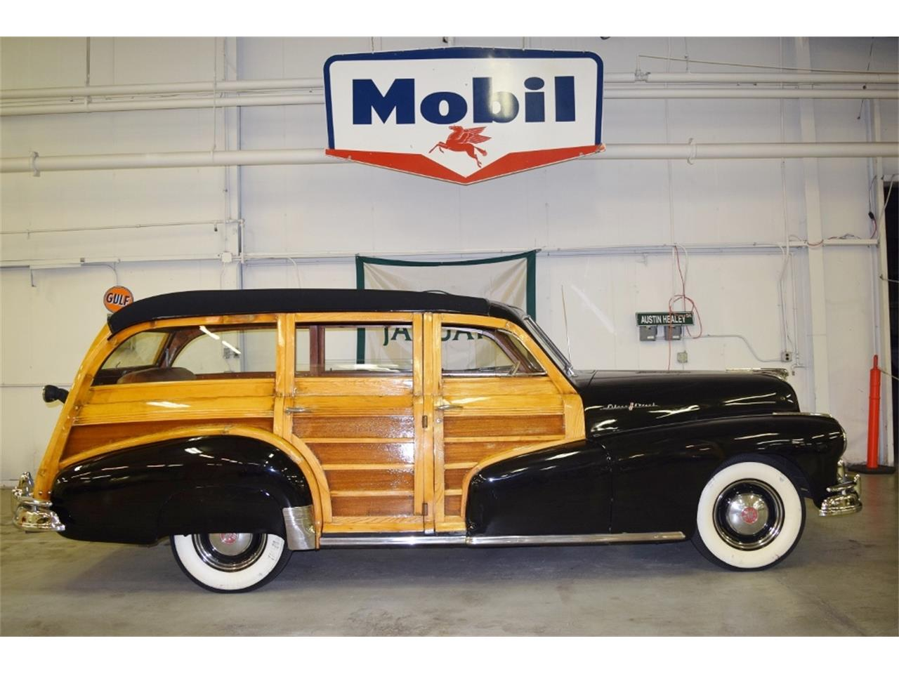 Large Picture of 1948 Woody Wagen located in Virginia - $59,900.00 Offered by Classic Car Center - JRP0