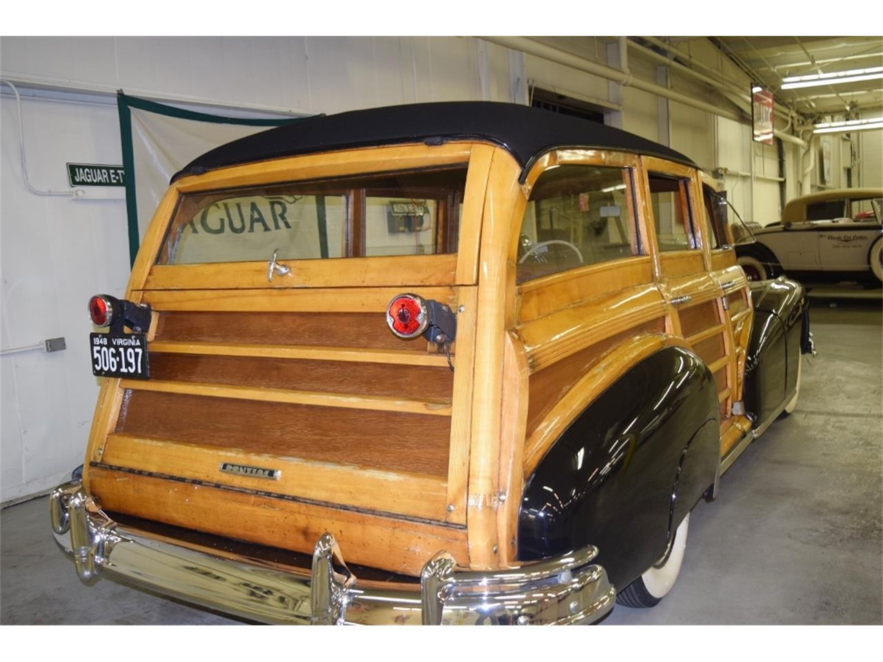 Large Picture of Classic 1948 Woody Wagen - JRP0