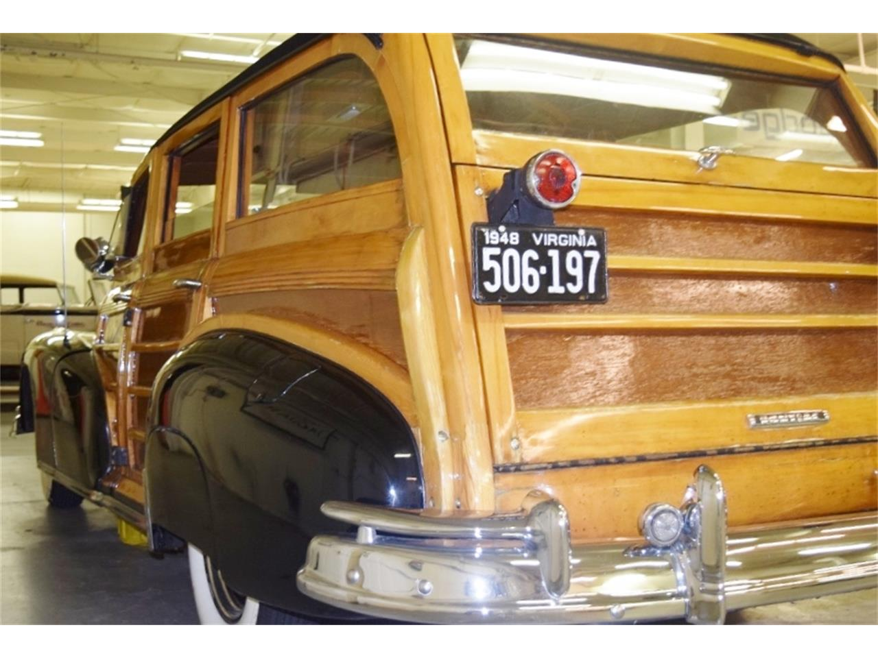 Large Picture of 1948 Pontiac Woody Wagen located in Virginia - JRP0