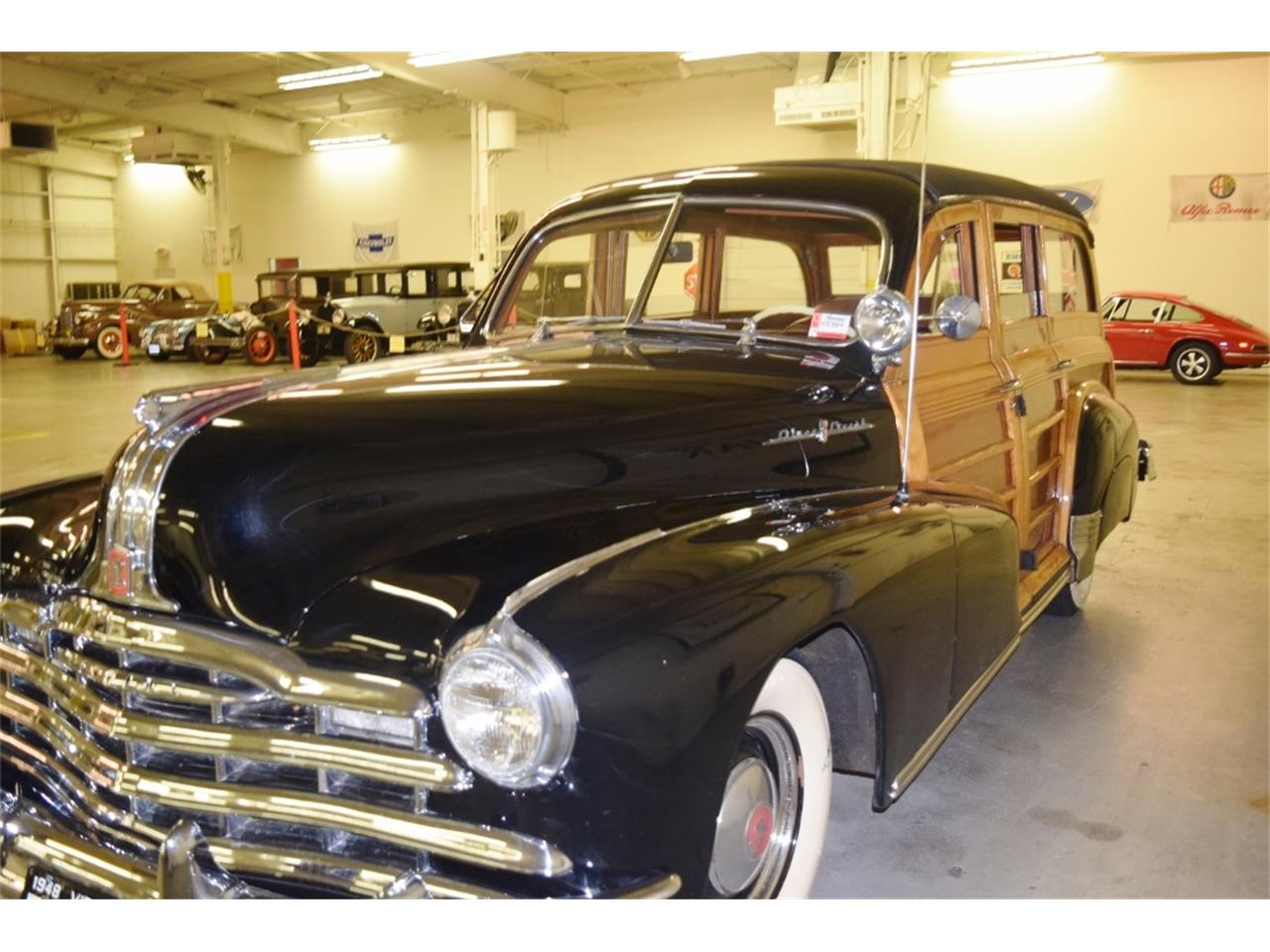 Large Picture of Classic 1948 Woody Wagen located in Virginia - $59,900.00 Offered by Classic Car Center - JRP0