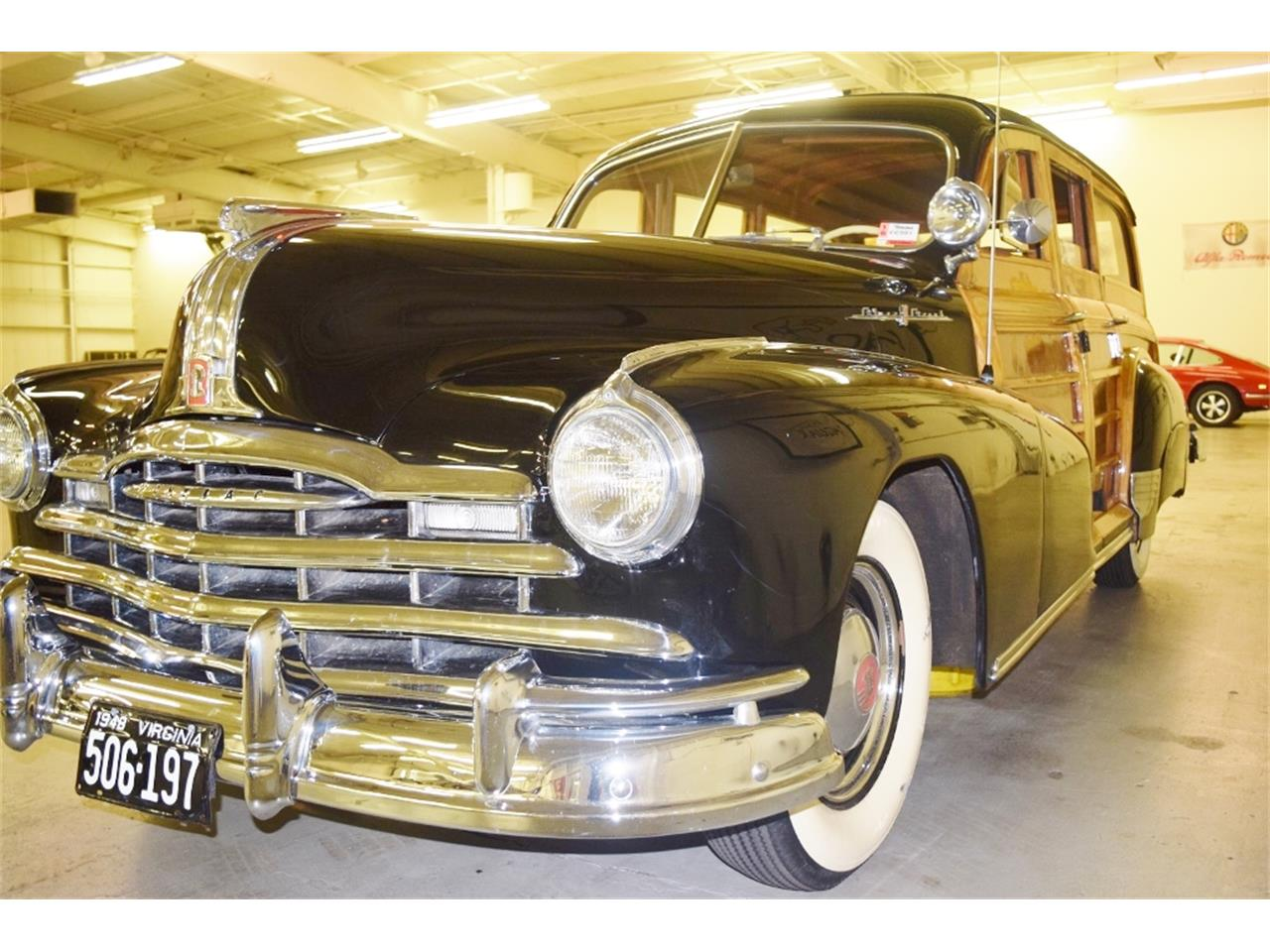 Large Picture of Classic '48 Pontiac Woody Wagen located in Fredericksburg Virginia - JRP0