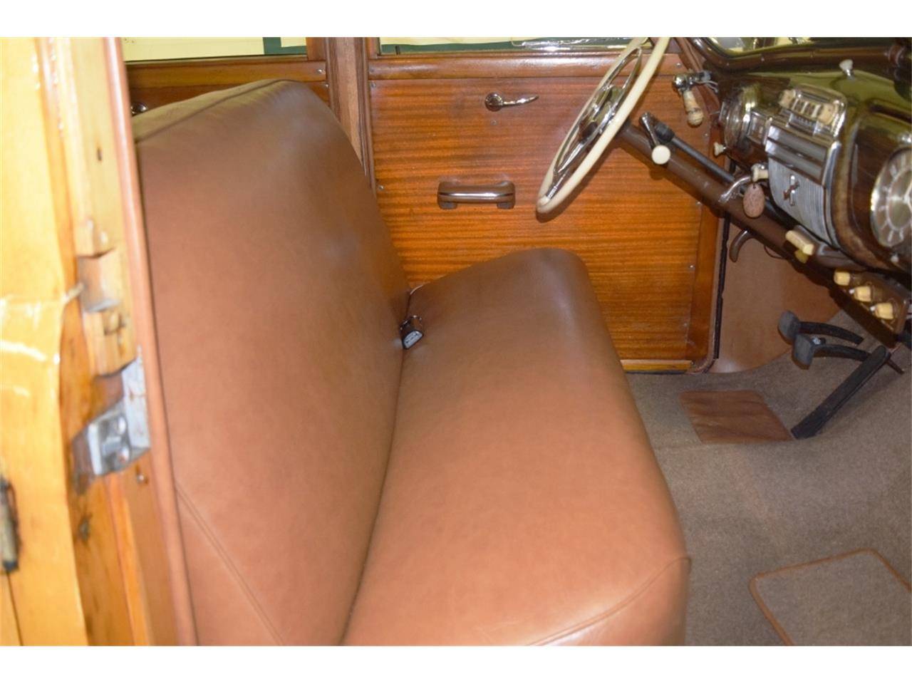 Large Picture of 1948 Pontiac Woody Wagen located in Fredericksburg Virginia Offered by Classic Car Center - JRP0