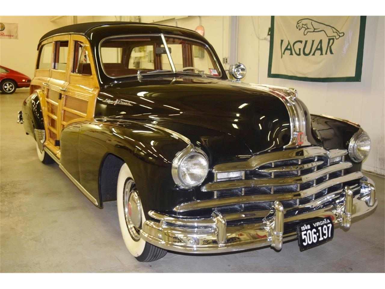 Large Picture of 1948 Pontiac Woody Wagen - JRP0