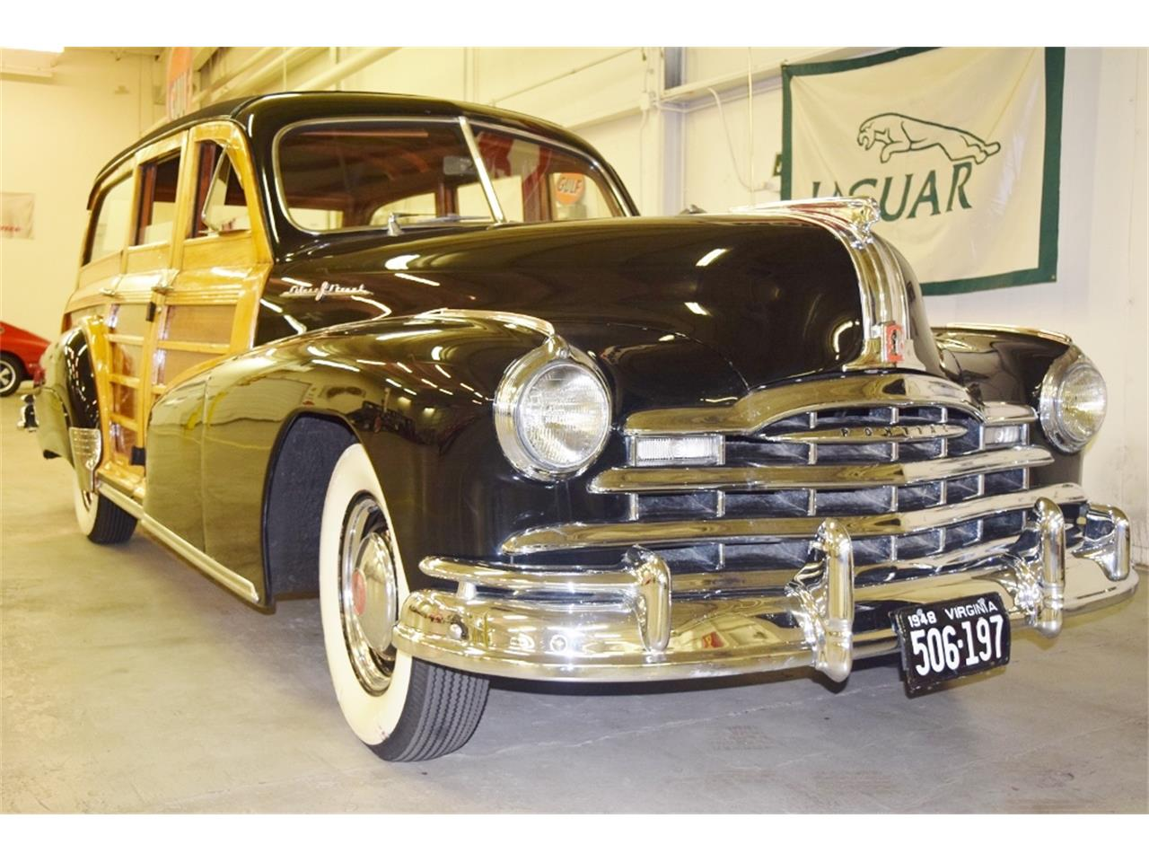 Large Picture of '48 Woody Wagen Offered by Classic Car Center - JRP0