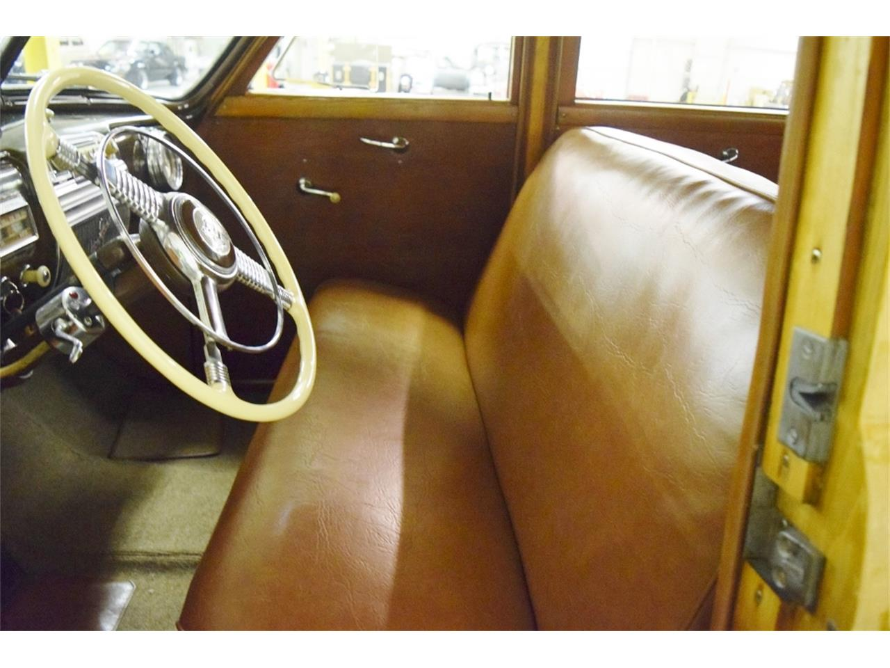 Large Picture of 1948 Pontiac Woody Wagen Offered by Classic Car Center - JRP0