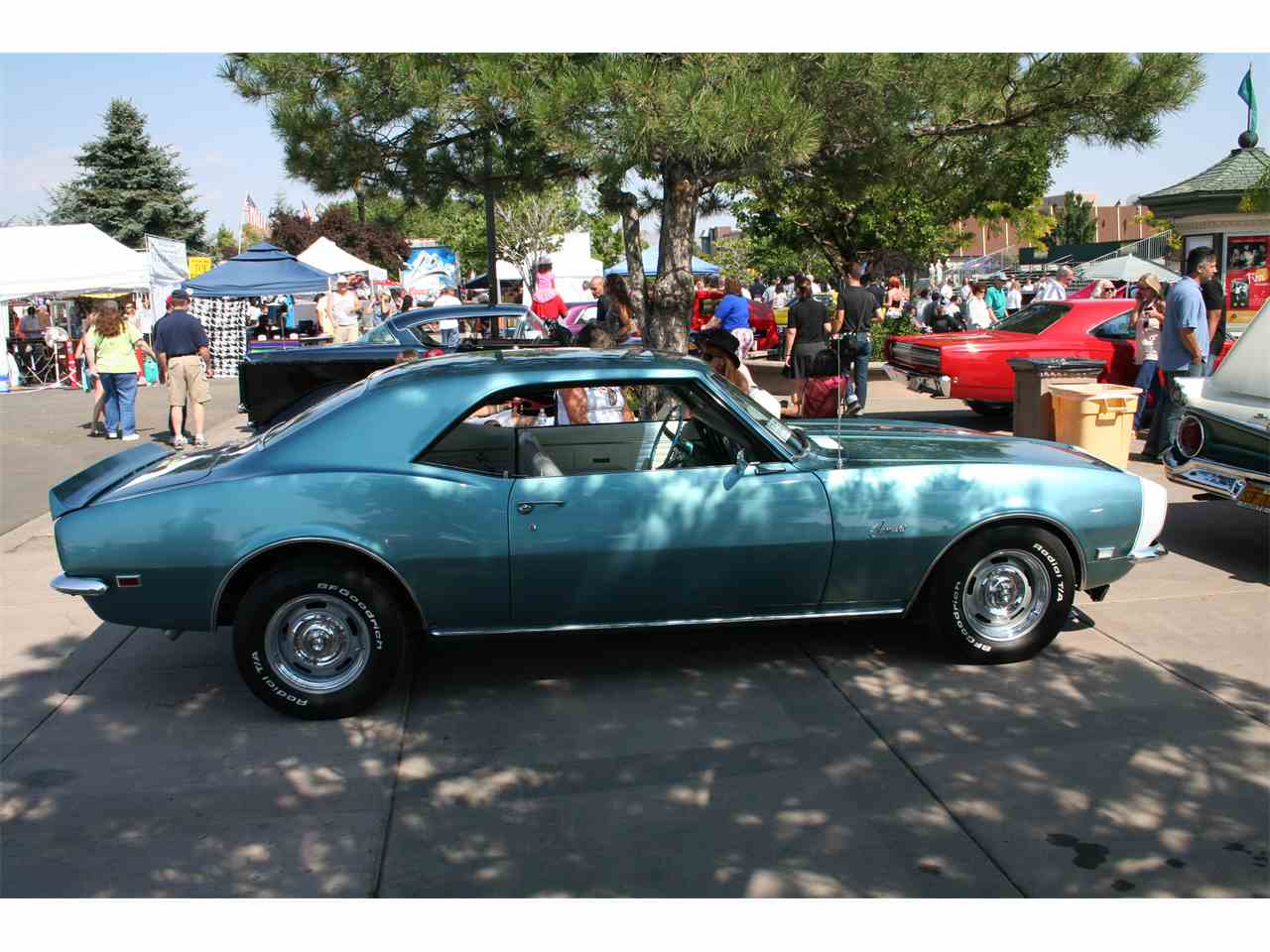 Large Picture of Classic 1968 Camaro Offered by a Private Seller - JRP6