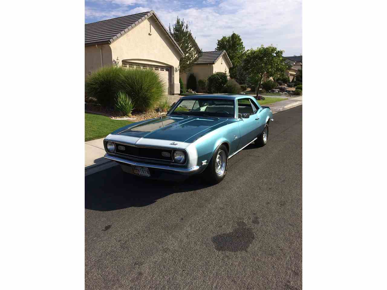 Large Picture of 1968 Chevrolet Camaro Offered by a Private Seller - JRP6