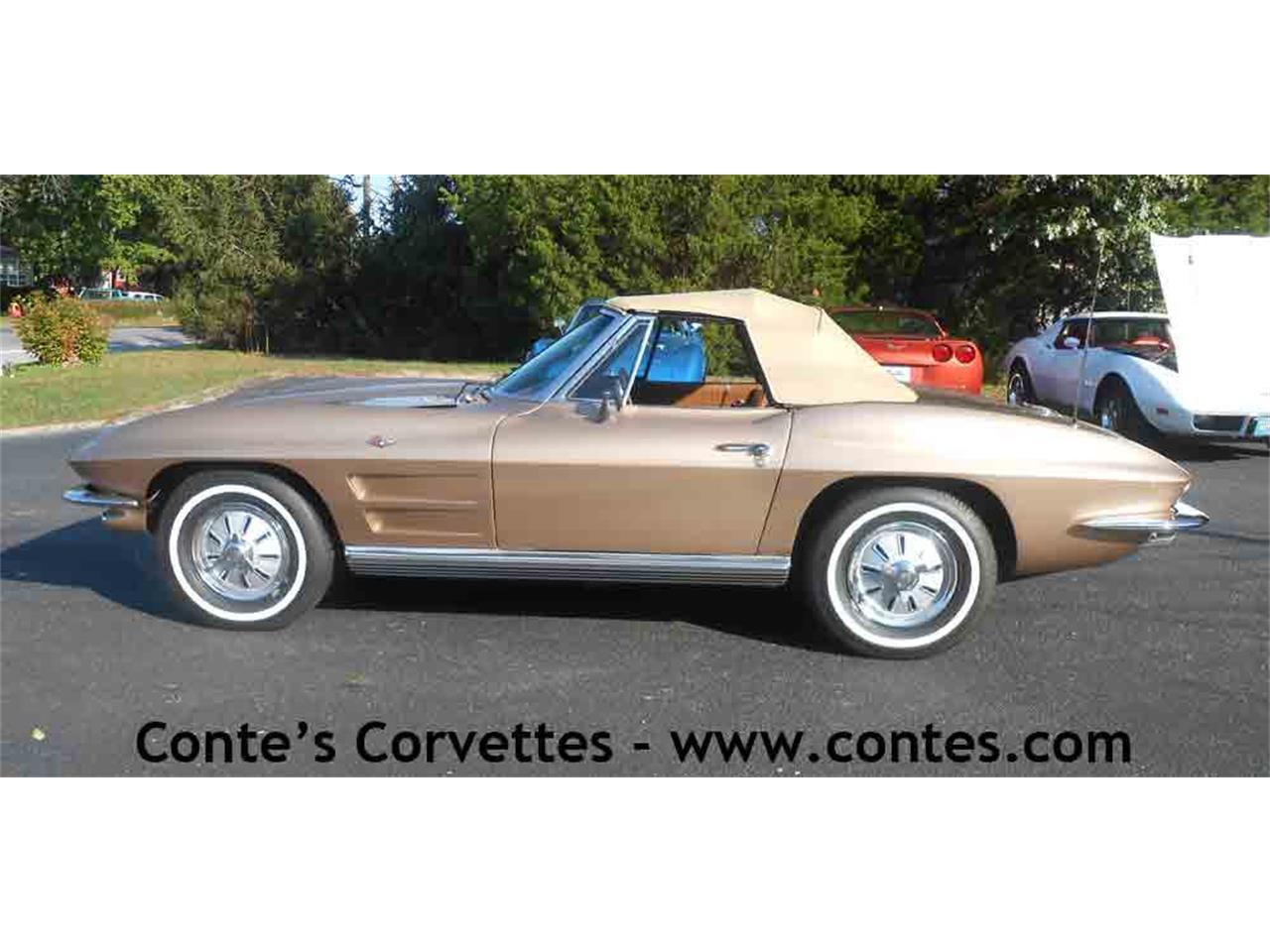 1964 Chevrolet Corvette for Sale   ClassicCars.com   CC-922363