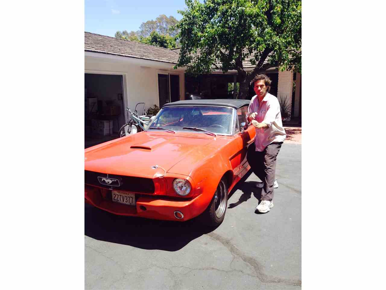Large Picture of '65 Mustang - JRPL