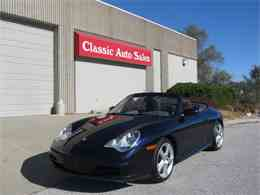 Picture of 2004 911Carrera Cabriolet located in Omaha Nebraska Offered by Classic Auto Sales - JRPQ