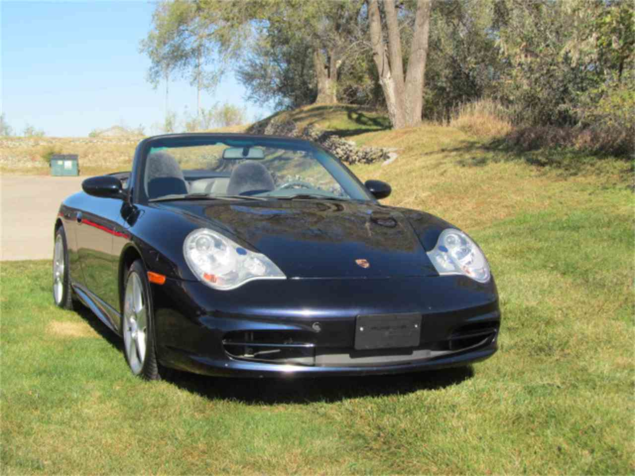 Large Picture of '04 911Carrera Cabriolet - JRPQ