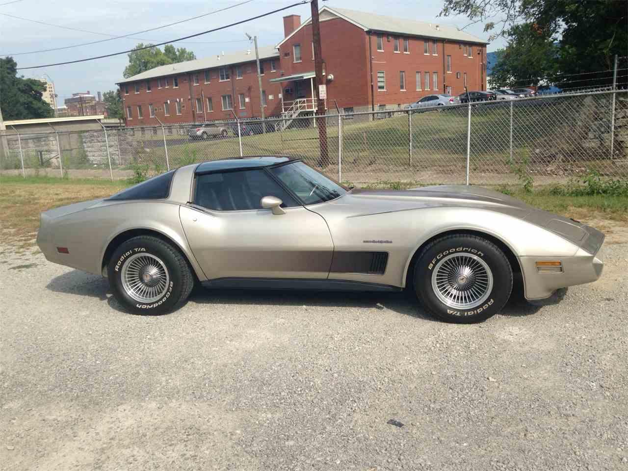Large Picture of '82 Corvette - JRPS
