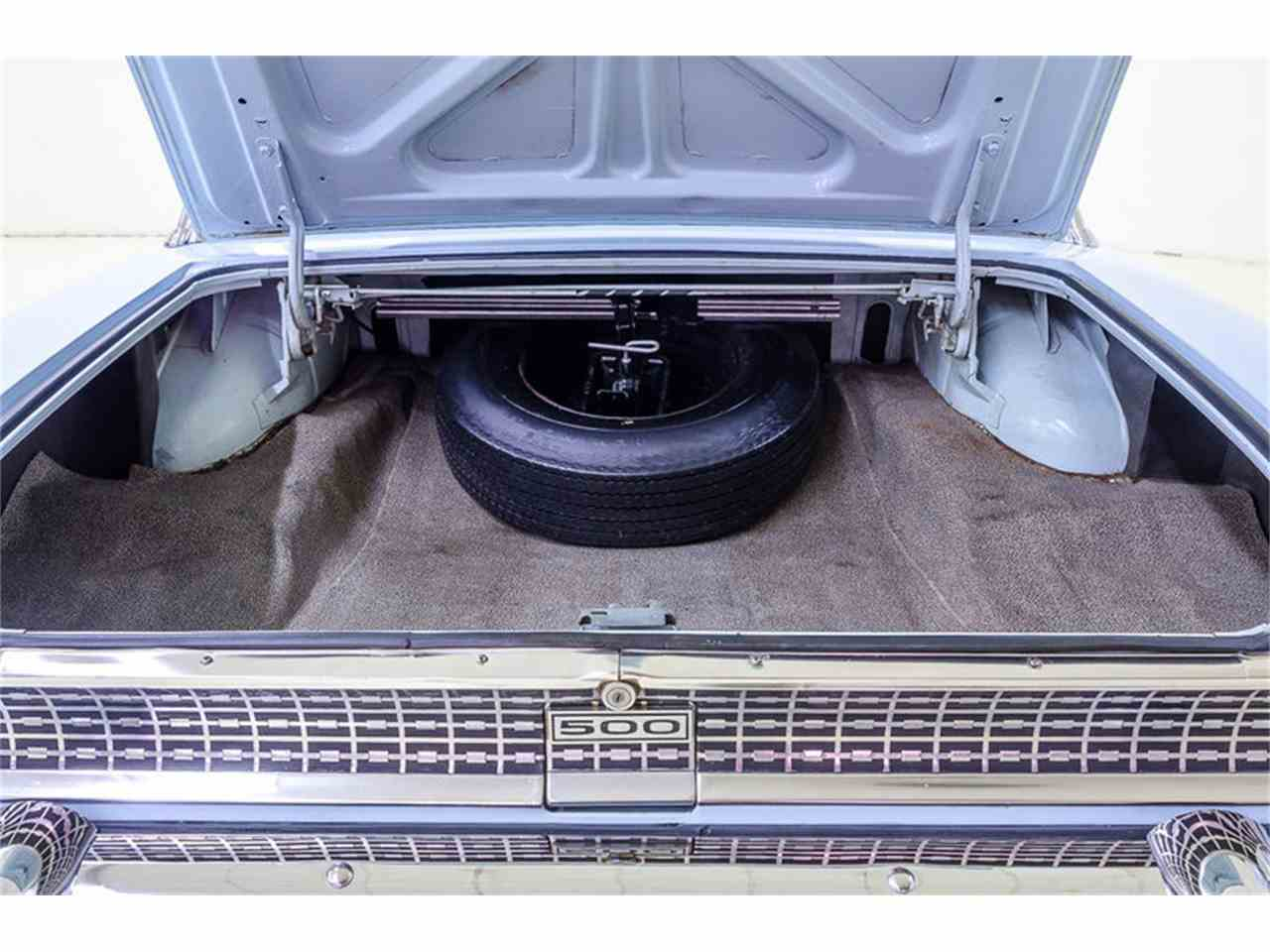 Large Picture of Classic '63 Galaxie 500 - JQ29