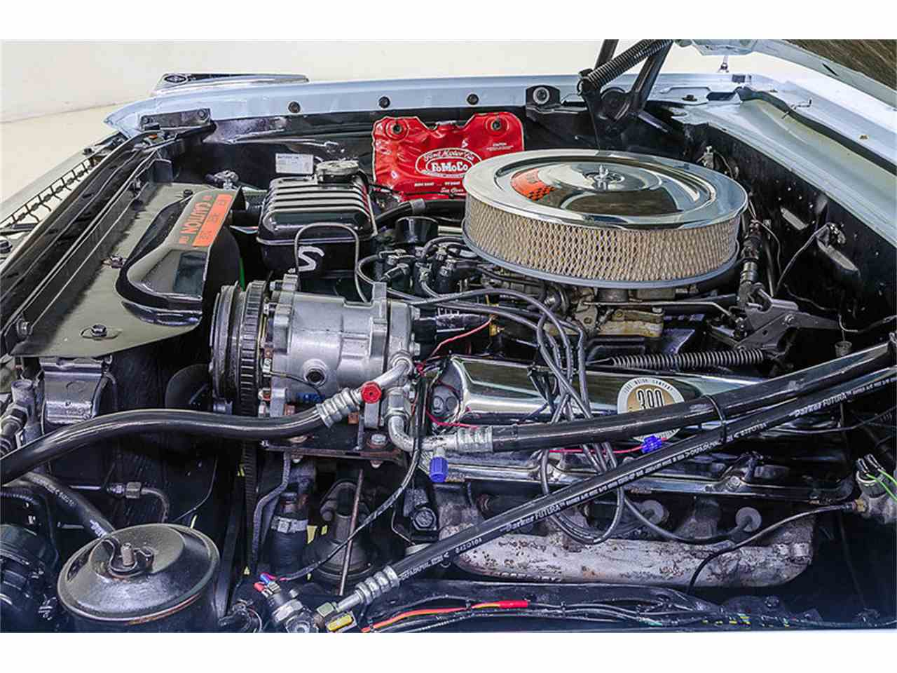 Large Picture of 1963 Ford Galaxie 500 located in North Carolina Offered by Autobarn Classic Cars - JQ29