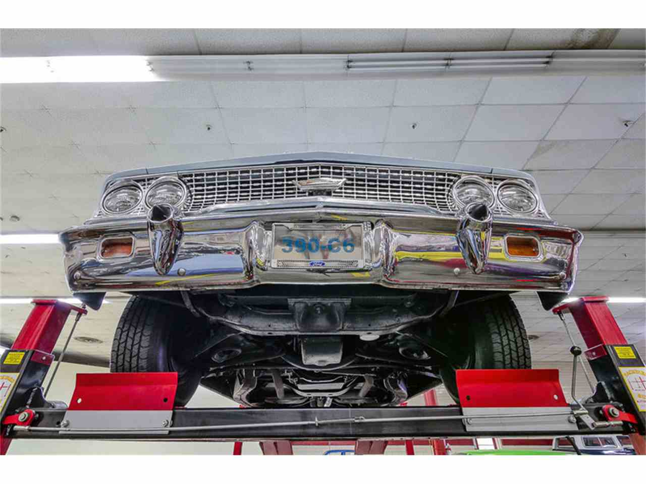Large Picture of Classic 1963 Ford Galaxie 500 located in North Carolina - $22,995.00 Offered by Autobarn Classic Cars - JQ29