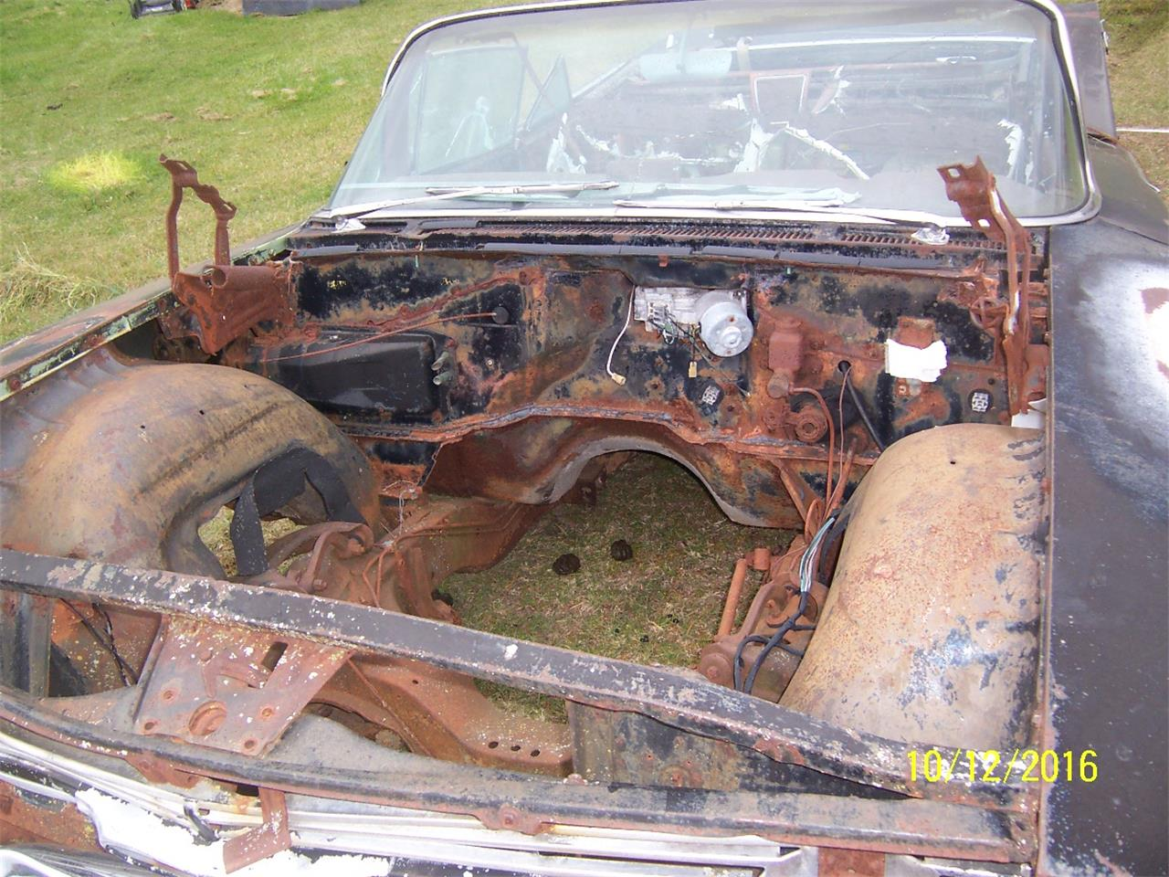 Large Picture of '60 Impala - JRQO