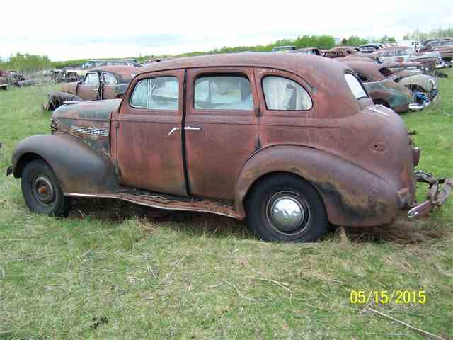 Picture of Classic 1939 Chevrolet 4-Dr Sedan located in Parkers Prairie Minnesota - JRQP