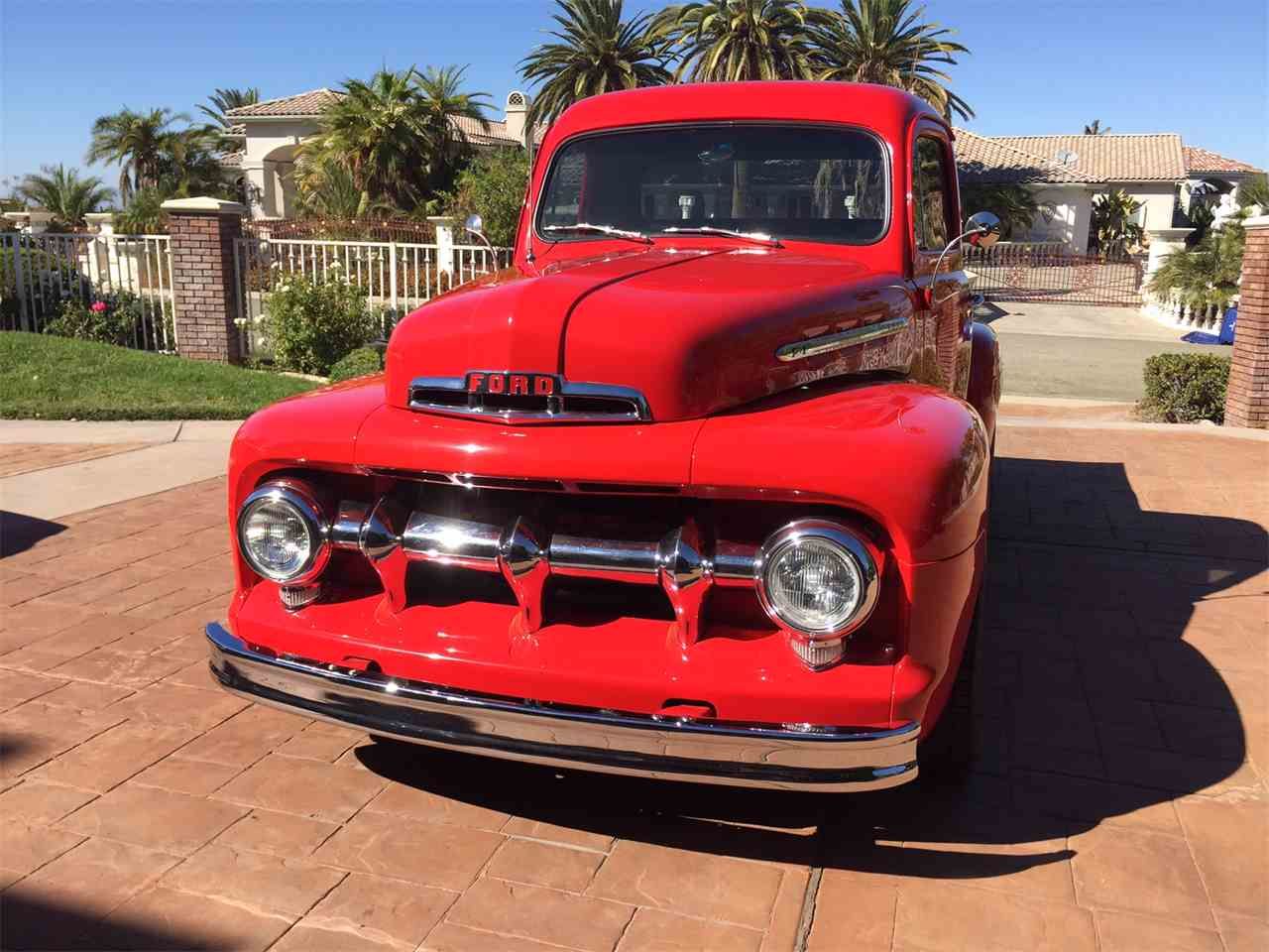 Large Picture of 1951 Ford F1 located in Menifee California - $29,500.00 - JRRE