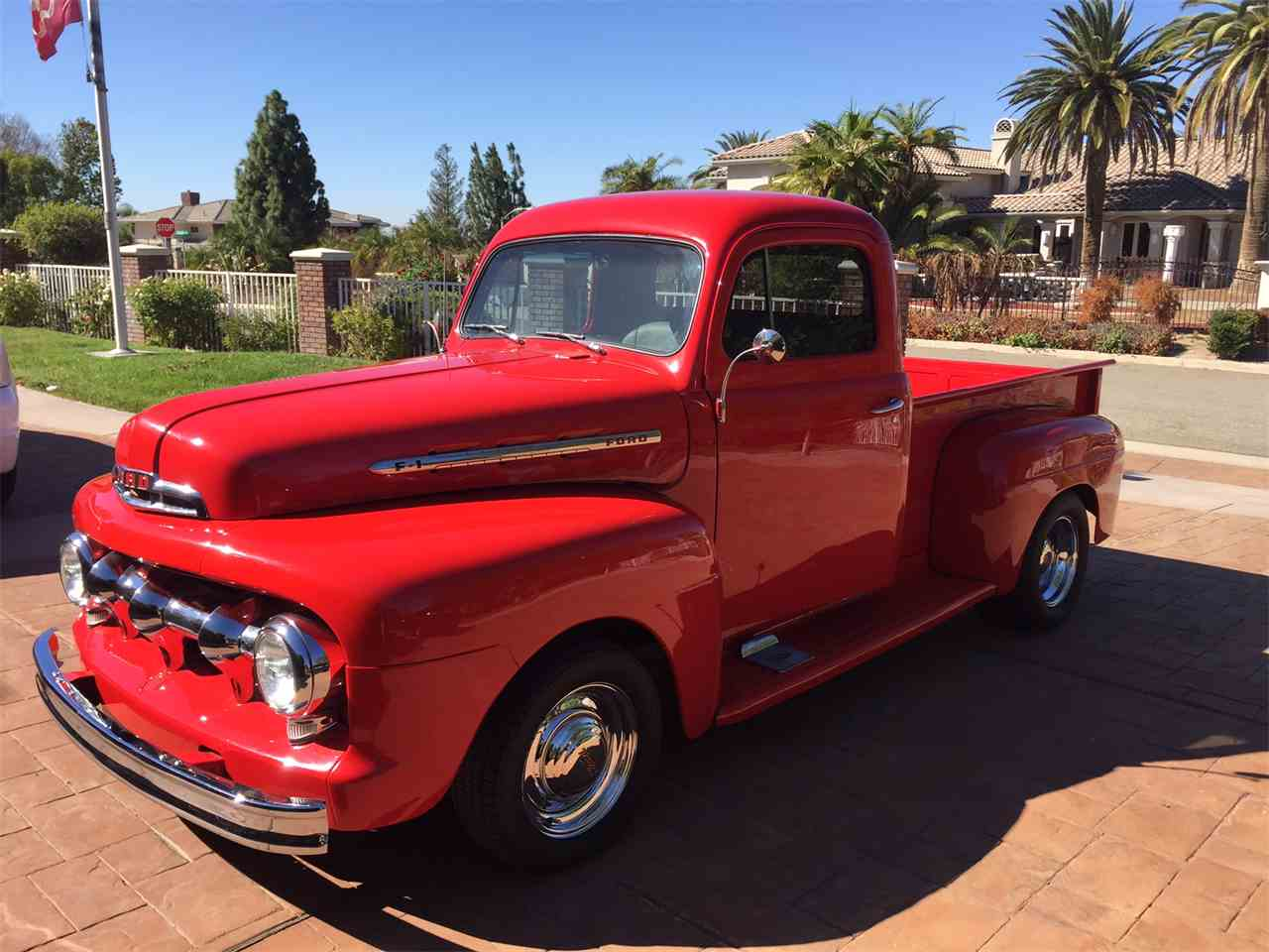 Large Picture of Classic '51 Ford F1 Offered by a Private Seller - JRRE