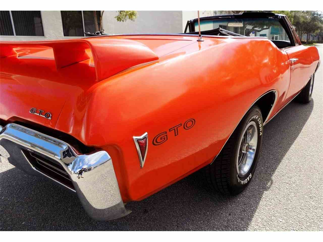 Large Picture of '68 GTO located in Florida - $26,995.00 - JRS0