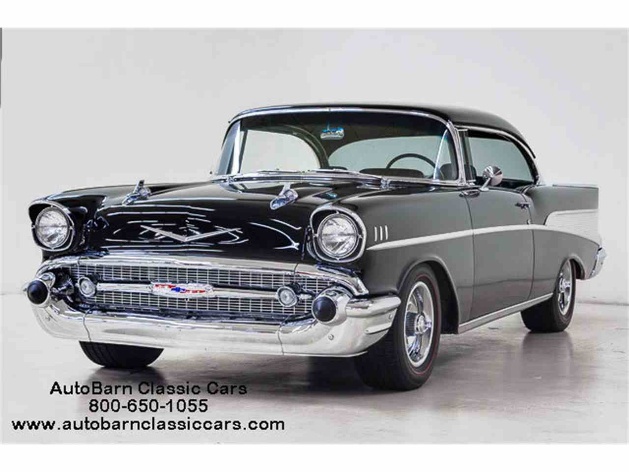 Large Picture of '57 Bel Air Sport Coupe - JQ2G