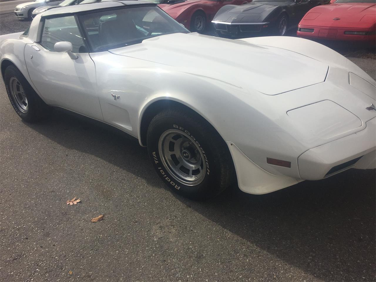Large Picture of '79 Corvette - JRSN