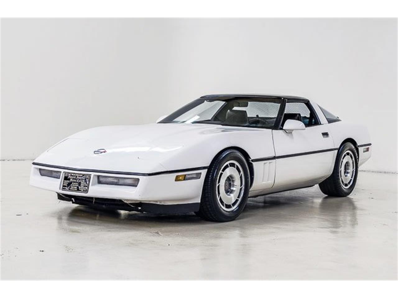 Large Picture of '86 Corvette - JQ2I