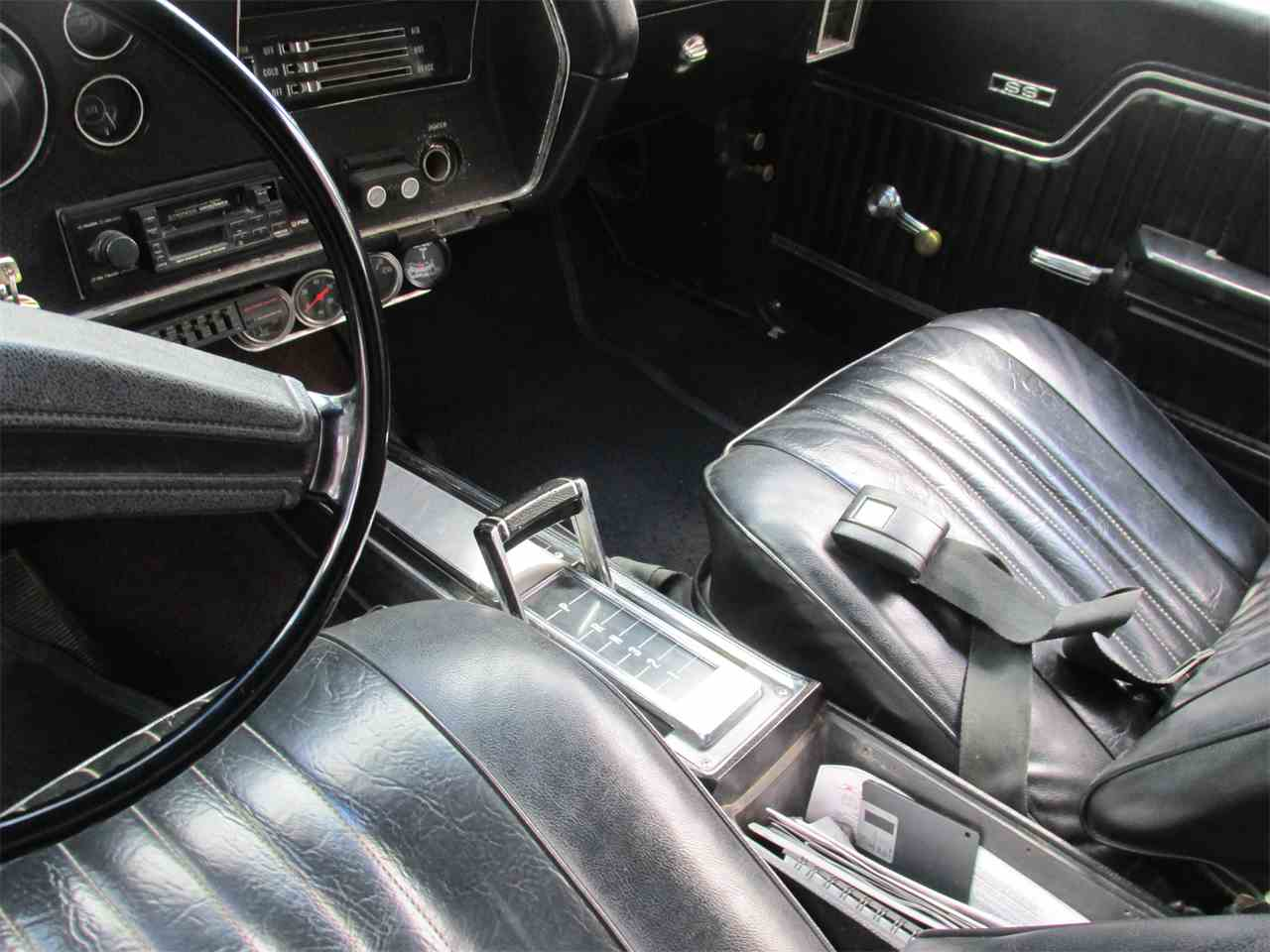 Large Picture of '71 Chevrolet Chevelle SS located in Illinois - $26,500.00 Offered by a Private Seller - JRT1