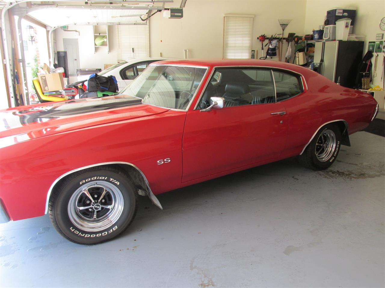 Large Picture of 1971 Chevelle SS - JRT1