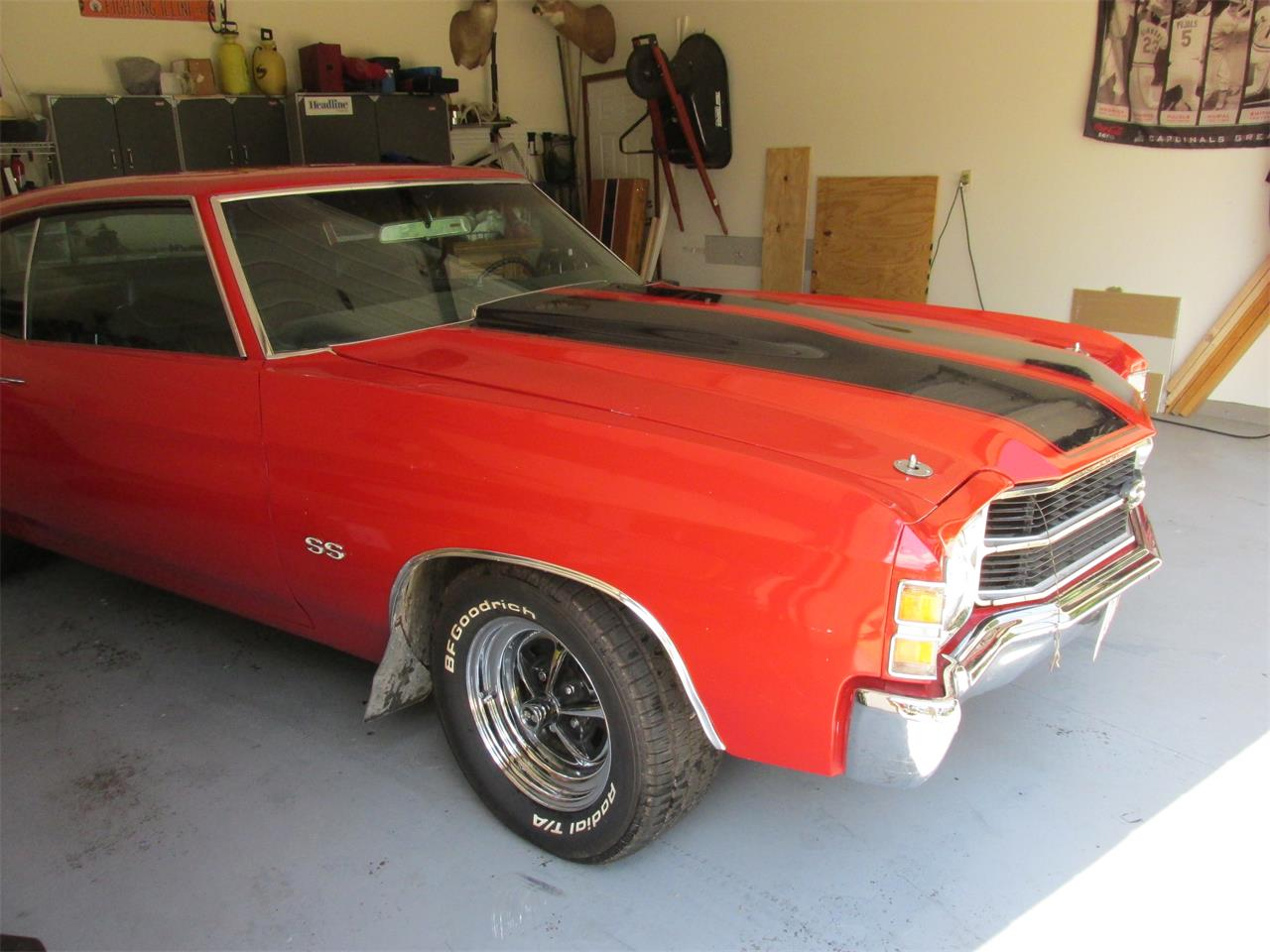 Large Picture of Classic '71 Chevrolet Chevelle SS located in Godfrey Illinois Offered by a Private Seller - JRT1