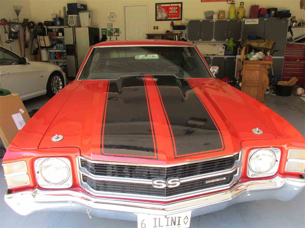 Large Picture of 1971 Chevrolet Chevelle SS located in Illinois - $26,500.00 Offered by a Private Seller - JRT1