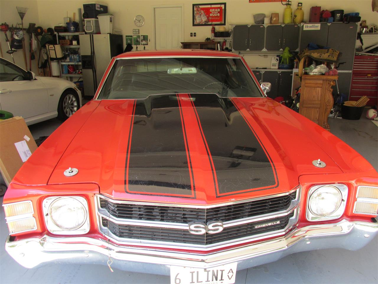 Large Picture of 1971 Chevelle SS located in Godfrey Illinois - $26,500.00 - JRT1